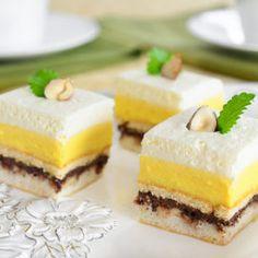 Druh receptu: Sladkosti - Page 9 of 329 - Mňamky-Recepty. Czech Recipes, Nutella, Cheesecake, Dessert Recipes, Cooking Recipes, Treats, Sweet, Cakes, Creative