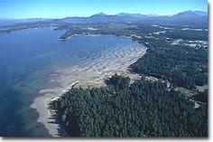 BC Parks - Rathtrevor Beach Provincial Park, Vancouver Island, British Columbia, Canada
