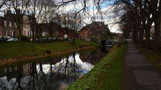 Dublin's Grand Canal (Pic: Irlanda KARTALI)