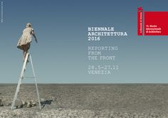 La Bienal de Venecia 2016 y el mensaje detrás de la mujer de la escalera