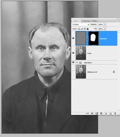 Professional Photograph Restoration Workflow - Tuts+ Design & Illustration Tutorial