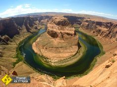 Horseshoe Bend Arizona Estados Unidos