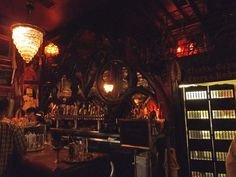 The STEAMPUNK bar of Villains. by poubeans, via Flickr