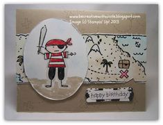 Ahoy Matey in Crumb Cake by nwt2772 - Cards and Paper Crafts at Splitcoaststampers