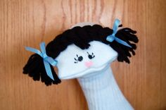 sock puppet!                                                                                                                                                                                 More