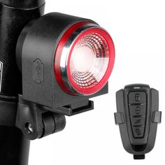 Bicycle Burglary Alarm Rear Brake Light, free shipping option to most countries worldwide. For best shopping experience visit us, trainedtools.com