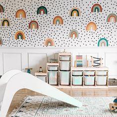 Ikea Girls Room, Ikea Kids Playroom, Playroom Decor, Baby Bedroom, Nursery Room, Kids Bedroom, Toy Room Storage, Future House, Toy Rooms