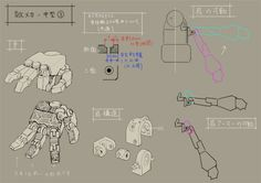Image result for nier automata concept art