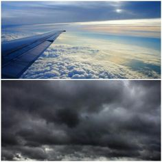 ***Selfie Sunday & Gratitude Day 25***  Yesterday when I departed #Houston en route to #NewOrleans, it was #rainy with dark clouds. From this #perspective, the #sun was not viewable nor were the blue skies. However, once the plane ascended we were above the #clouds and there were only blue skies and the beautiful sun shinning brightly into the cabin.   This is a beautiful reminder that the 'blah' moments we experience in life are just at the lower level (minds) and if we just #elevate our…
