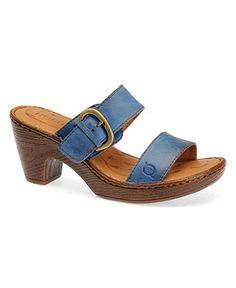 Comfort Sandal Born
