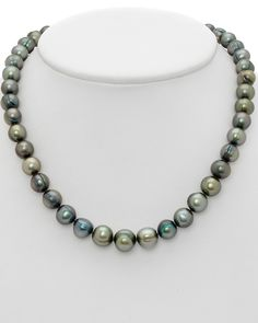 Spotted this HONORA Silver 9-12mm Pearl Necklace on Rue La La. Shop (quickly!).