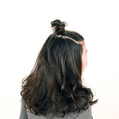 Midlength Hair With Short Layers