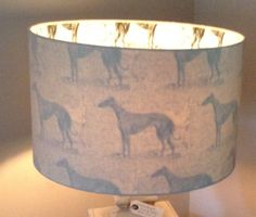 Inside Out 'Greyhound' Shade by TheLitttleBrickHouse on Etsy
