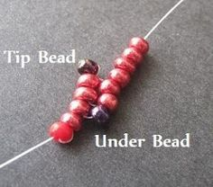 At first glance, St. Petersburg chain might not seem like the most versatile stitch. It's great for necklace straps and simple bracelets, fr. Beading Projects, Beading Tutorials, Beaded Jewelry Patterns, Beading Patterns, French Beaded Flowers, Beading Techniques, Bead Jewellery, Beads And Wire, Bead Weaving