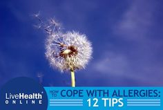 Spring means warmer weather, but it also means allergies for many. Here are some tips to help out allergy sufferers and ensure you can still enjoy the season.