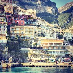 Positano #amalficoast #italy #traveltheworld