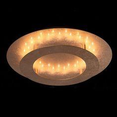 Plafonnier ROMINO Noir Trio Lighting