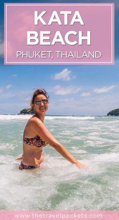 Kata Beach - Phuket, Thailand #beaches #phuket #thailand #asia