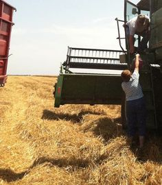 Harvest Lunch Drop; Norton, KS; Agriculture at Work. LIKE, COMMENT, OR SHARE TO VOTE!