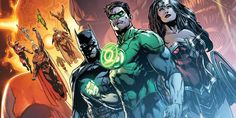 Justice League Is 'Kinetic & Visual'; WB Heads Being More Hands-On?