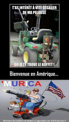 JeTeTroll: Que Dieu bénisse les États-Unis d'Amérique...