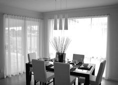 roller blind with sheer curtain - Google Search