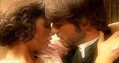 il quasi bacio tra maria e gonzalo...