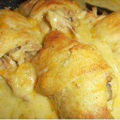 Mamas Chicken Roll Ups