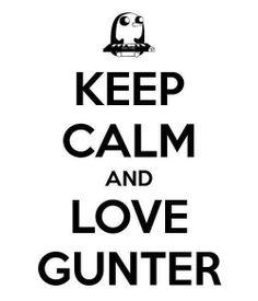 Adventure Time | Gunter