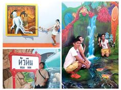 For Art's Sake 4D Art Museum, Hua Hin, Thailand. Suitable for all ages and genders. Only small pets that can be hand-carried by the owner will be allowed. Pets are required to be on a leash or in a box or carrier, no additional charges.   ** ขอบพระคุณภาพจากคุณ Kea Ikina Wan คุณ Peerapol Saisun และ คุณ Phyo Lwin ค่ะ