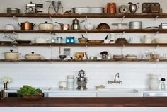 Inside the insanely beautiful Food52 Kitchen