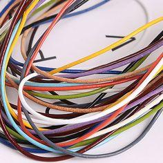 lederband rund 5mm