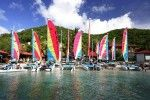 Bitter End Yacht Club, BVI  let's sail away :)