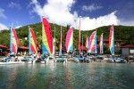 Bitter End Yacht Club, BVI  let's sail away :)