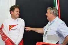 元トロロッソ技術者 「ベッテルは所属するF1チームを勝てるチームに変える」 [F1 / Formula 1] Ferrari, Polo Ralph Lauren, Polo Shirt, F1 News, Mens Tops, Photography, Memes, Polos, Photograph