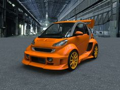 Sfr Challenge Series Smartridez Smart Car Body Kits Auto Small Cars