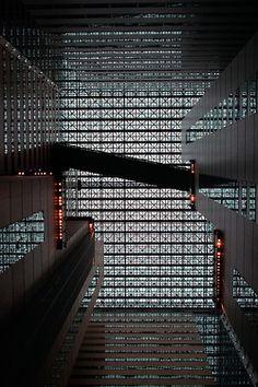 Skyscraper Ceiling