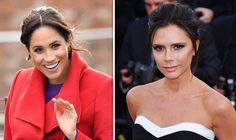 Meghan Markle PRAISED by Victoria Beckham for wearing her clothes – 'It is a HUGE HONOUR' Royal Family News, Regal Design, Meghan Markle, Victoria Beckham, Facebook, How To Wear, Outfits, Clothes, Fashion