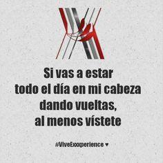 ✨Si vas a a estar todo el día en mi cabeza... ✨ #ViveExxxperience ♥ #shop #cute #life #buenosdias #love #sensuality #formen #ella #onlineshopexxxperience #tabu #sexshop #exxxperience #diviertete #beautiful #sexualidad #girl #tiendaonline #juguetes #sextoys #sextoysonline #produtoseroticos #saldelarutina #amor #venezuela #pureromance #enjoy #vibrator #sabíasque
