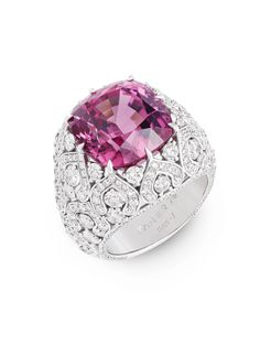 Fabergé Devotion Pink Spinel
