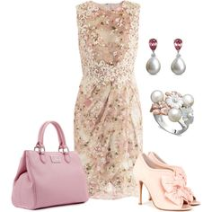 """Summer Wedding Guest"" by tjinwa on Polyvore"