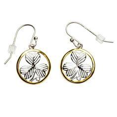 61476898d Shamrock Design Silver Earrings by Shanore. Jewelry SetsJewelry  WatchesClassic OutfitsSterling Silver EarringsIrishDrop EarringsBracelets StyleDesign