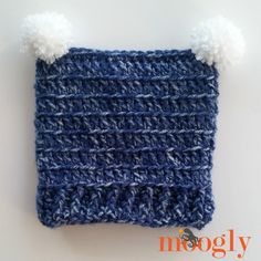 Subscribe to the Free Weekly Newsletter Crocheting baby hats is so much fun! And they make the perfect donation item too! I'm proud to be a Yarn Hero, and I'm sharing theDouble Trouble Baby Beanie today so you can make it for a baby you love – or to donate! Disclaimer: This post includes affiliate [...]