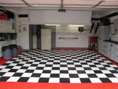 rubber garage flooring as your true protection: rubber garage