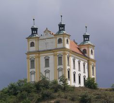 Česko, Moravský Krumlov - Kaple sv.Floriána