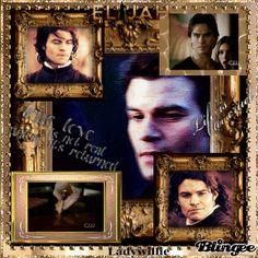Vampire Diaries - Elijah!!!