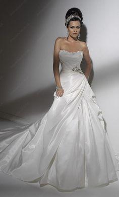 Ivory Beading Wedding Dress Shop uk