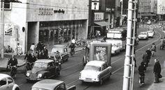 Grote Marktstraat Den Haag (jaartal: 1960 tot 1970) - Foto's SERC