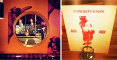 Swingers Santa Monica - Swing by this fabulous retro and fun diners for some tasty dishes. The extensive menu has something for everyone, and is probably the only diner with the most vegetarian options around.
