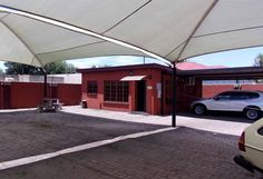 Great opportunity to start your own business or to rent.  This property has business rights and is situated in Van Riebeeck Rd Vereeniging where plenty of traffic passes. Rental is R 10 000.00 per month.  This property consists of 1 office tiled with aircon, 1 store room, outside toilet and shed. 2 carports for staff, 4 Huge shade nets and the whole area is paved. Safety features electric fence, electric beams and cameras. Dont miss out on this great opportunity, call us today. Outside Toilet, Real Estate Agency, Starting Your Own Business, Beams, Fence, Cameras, Opportunity, Safety, Shed